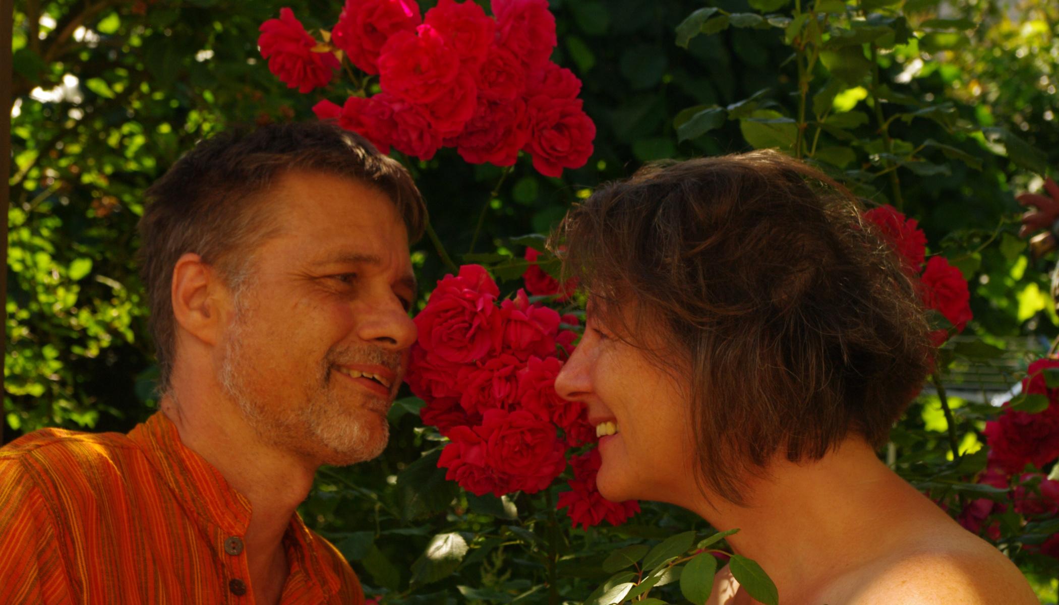 Liebestanz Ralf und Marina